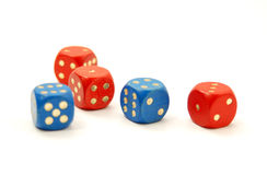 Dice 1 Stock Photography