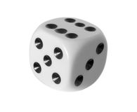 Dice 1 Royalty Free Stock Images