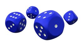 Dice2 Obrazy Stock