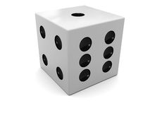 Free Dice Royalty Free Stock Photography - 11895487