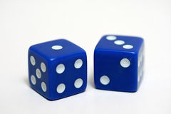 The dice Stock Photo