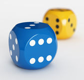 Dice Stock Photos
