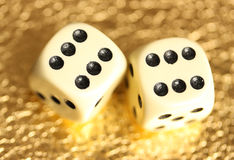 Dice. Stock Image