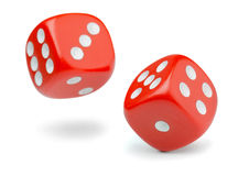 Free Dice Royalty Free Stock Images - 26895179