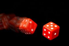 Free Dice Royalty Free Stock Images - 2716579