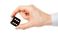Dice 6 Royalty Free Stock Image