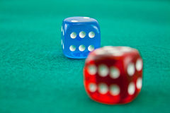 Dice 71 Stock Photo