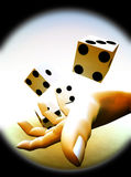 Dice 82 Royalty Free Stock Image