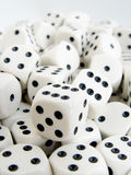 Dice stock photography