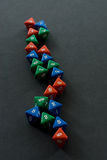 Dice games Royalty Free Stock Photo