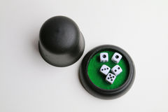 Dice set Royalty Free Stock Photography