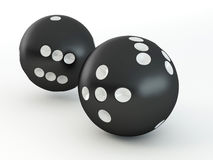 Dice. Shere Royalty Free Stock Photos
