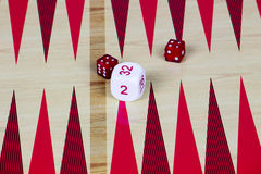 Dice. Use for playing ludo,snake & Ledders and business Royalty Free Stock Images
