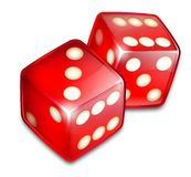 Dice03 Royalty Free Stock Image