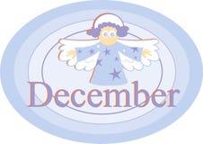 Dicembre royalty illustrazione gratis