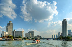 22 dicembre 2009 a Bangkok Fotografia Stock Libera da Diritti