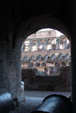 26 dicembre 2014 Roma, Italia - Colosseum Fotografia Stock