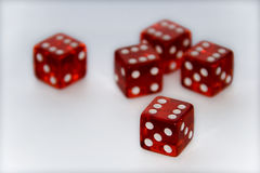 dices Fotografia Royalty Free