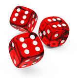 The dices Royalty Free Stock Image