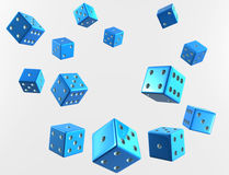 Dices Royalty Free Stock Image