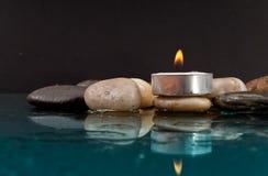 Dicha del zen Imagen de archivo libre de regalías