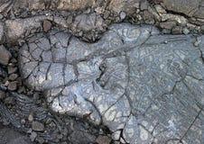 Dichroic Lava stock images