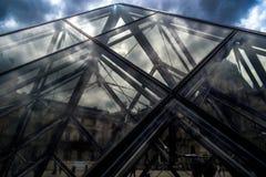 Dichtbij Louvre Royalty-vrije Stock Fotografie