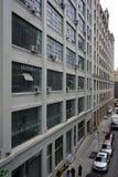 Dichte de stadsgebouwen van New York Royalty-vrije Stock Fotografie