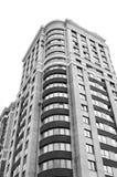 Dichte mening bij de residental bouw Royalty-vrije Stock Afbeelding
