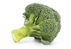 Dichte omhooggaand van de broccolikool Royalty-vrije Stock Afbeeldingen