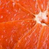 Dichte omhooggaand van de grapefruit Stock Foto