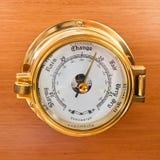 Dichte Omhooggaand van de jachtbarometer Royalty-vrije Stock Fotografie