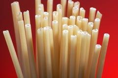 Dichte omhooggaand van de macaroni Royalty-vrije Stock Foto