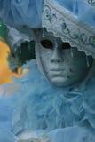 Dichte Omhooggaand van de Maskerade van Carnivale royalty-vrije stock afbeelding