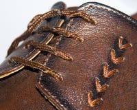 Dichte Omhooggaand van de schoen Royalty-vrije Stock Foto