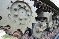 Dichte omhooggaand van de tank royalty-vrije stock foto's