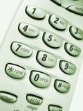 Dichte omhooggaand van de telefoon - 5 royalty-vrije stock foto