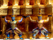 Dichte omhooggaand van de tempel royalty-vrije stock foto's