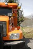 Dichte Omhooggaand van de vrachtwagen Royalty-vrije Stock Foto