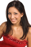 Dichte Omhooggaand van de Vrouw van Latina Stock Foto
