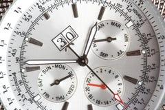 Dichte Omhooggaand van het horloge Stock Foto