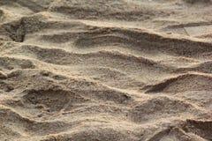 Dichte Omhooggaand van het strand Stock Foto