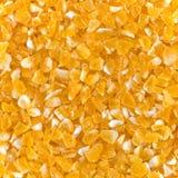 Dichte uo van de graanhavermoutpap textuur Royalty-vrije Stock Foto