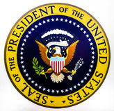 Dichtung des Präsident der Vereinigten Staaten Lizenzfreie Stockfotografie
