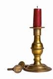 Dichtungen und Kerzenständer Lizenzfreies Stockbild