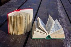 Dicionários de bolso Foto de Stock Royalty Free