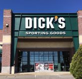 Dick's Royalty-vrije Stock Afbeelding