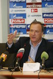 Dick Advocaat Royalty Free Stock Image