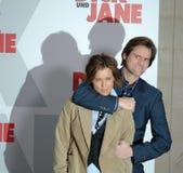 Dick et Jane photographie stock libre de droits