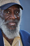 Dick Gregory Photo libre de droits
